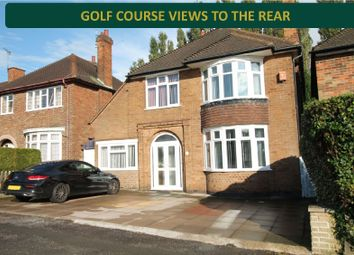 Thumbnail 5 bed detached house for sale in Stoughton Drive, Evington, Leicester