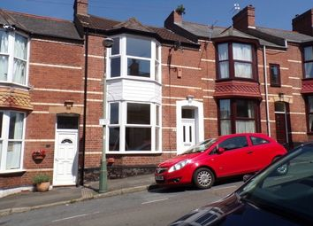 Thumbnail 2 bed terraced house to rent in Herschell Road, Mount Pleasant, Exeter