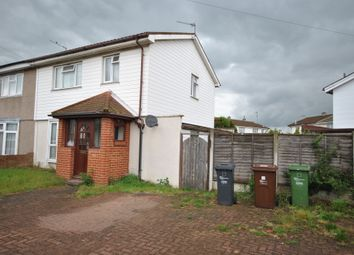 Thumbnail 3 bed semi-detached house for sale in Rookery Crescent, Dagenham