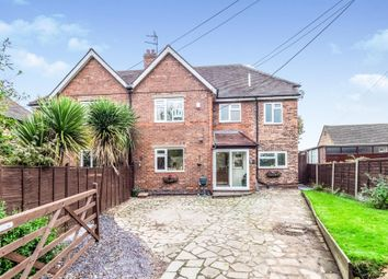 Benton Green Lane, Berkswell, Coventry CV7. 4 bed semi-detached house for sale