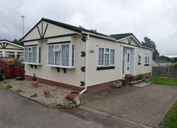 Thumbnail 2 bed mobile/park home for sale in Galley Hill, Waltham Abbey