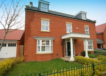 Thumbnail 5 bed detached house for sale in Richardby Crescent, Durham