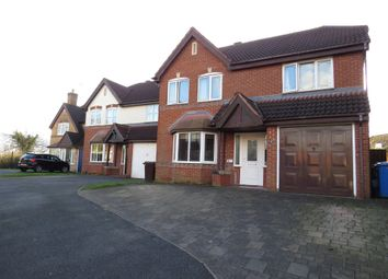 4 bed detached house for sale in Earlswood Drive, Mickleover, Derby DE3