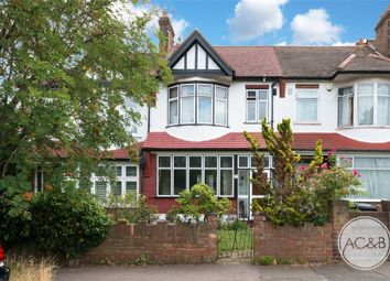 Thumbnail 3 bed terraced house for sale in Ticehurst Road, London