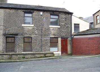 Thumbnail 3 bed terraced house to rent in Garfield Place, Marsden, Huddersfield