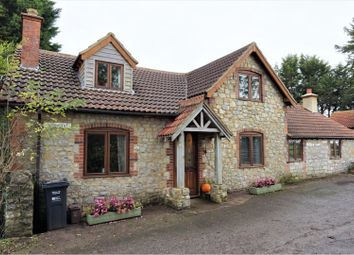 Thumbnail 4 bed cottage for sale in Mark Road, Wedmore