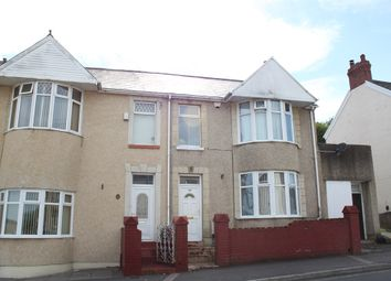 Thumbnail 4 bedroom semi-detached house for sale in Chemical Road, Morriston, Swansea