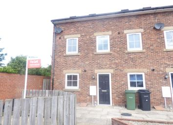 Thumbnail 4 bedroom town house to rent in Rothesay Mews, Bedlington