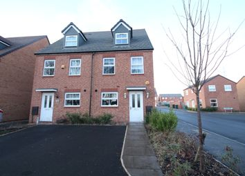 Thumbnail 3 bed semi-detached house to rent in Cherry Tree Drive, Coventry