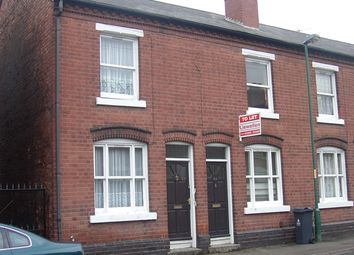 Thumbnail 2 bedroom end terrace house for sale in Dalkeith Street, Walsall