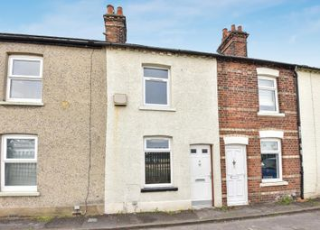 Thumbnail 2 bed terraced house for sale in Railway Road, Newbury