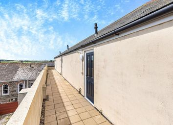 Thumbnail 1 bed flat to rent in Wendron Street, Helston