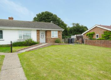 Thumbnail 2 bed semi-detached bungalow for sale in Downs Road, East Studdal, Dover