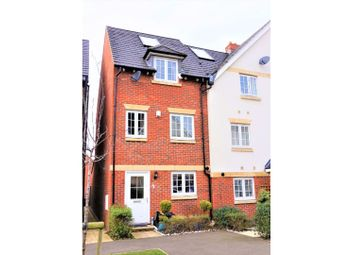4 bed town house for sale in Kingshill Drive, High Wycombe HP13
