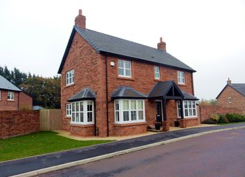 Thumbnail 4 bed detached house for sale in Kingstown, Carlisle