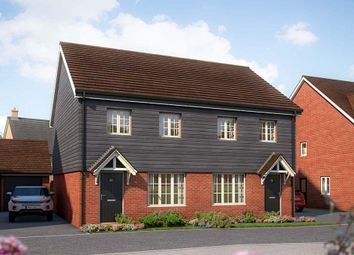 """Thumbnail 3 bed property for sale in """"The Magnolia"""" at Hadham Road, Bishop's Stortford"""