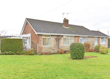 Thumbnail 1 bed semi-detached bungalow to rent in Beckwith Road, Harrogate