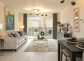 "Thumbnail 2 bed flat for sale in ""Cornelius Apartments"" at Harrow View, Harrow"
