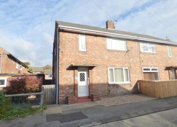 Thumbnail 2 bed semi-detached house for sale in Donnini Place, Durham