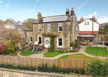 Thumbnail 8 bed detached house for sale in Lodge & Coach House, Regent Street, Chapel Allerton, Leeds