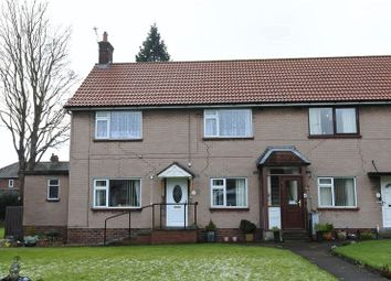 Thumbnail 2 bed flat for sale in Fairfield Gardens, Carlisle
