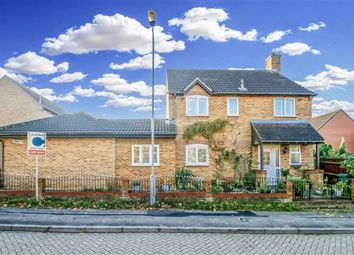 Thumbnail 4 bed detached house for sale in Kirkeby Close, Stantonbury Fields, Milton Keynes