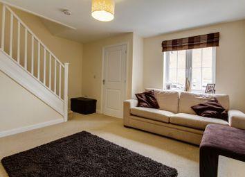 Thumbnail 2 bed terraced house for sale in Clos Marteg, Bettws, Newport