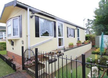 Thumbnail 1 bed mobile/park home for sale in Sunnybank, Lapley, Stafford