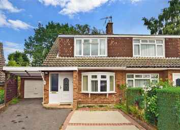 Thumbnail 2 bed semi-detached house for sale in Cedar Close, Ditton, Aylesford, Kent