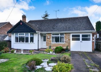 Thumbnail 2 bed detached bungalow for sale in Pinfold Road, Giltbrook, Nottingham
