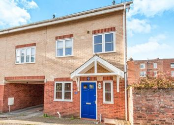 Thumbnail 4 bed end terrace house for sale in Lucky Lane, Exeter