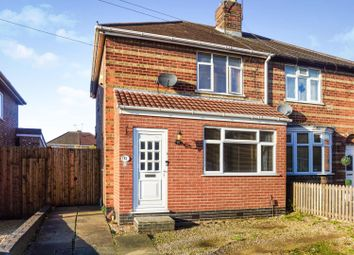 Thumbnail 2 bed semi-detached house for sale in Roydene Crescent, Leicester
