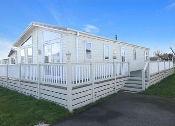 Thumbnail 3 bed mobile/park home for sale in Kite Farm, Whitstable