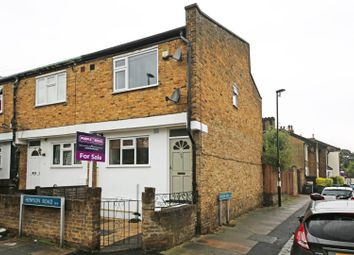 Thumbnail 3 bed end terrace house for sale in Howson Road, London