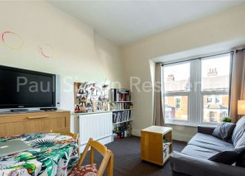 Thumbnail 1 bed flat for sale in Hampden Road, Harringay, London
