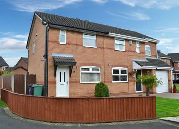 Thumbnail 2 bed semi-detached house for sale in The Coverts, Springfield, Wigan