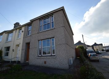 Thumbnail 3 bed end terrace house for sale in Plymstock Road, Plymouth, Devon