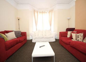 Thumbnail 5 bed terraced house to rent in Sunbury Avenue, Jesmond, Newcastle Upon Tyne
