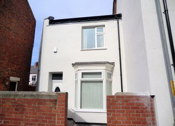 Thumbnail 3 bed terraced house for sale in Salisbury Street, Blyth