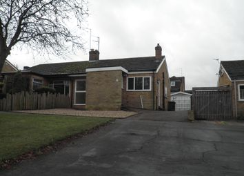 Thumbnail 2 bed bungalow to rent in Taunton Avenue, Abington, Northampton