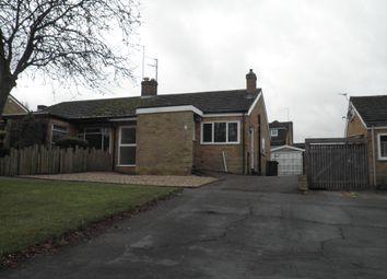 Thumbnail 2 bed bungalow to rent in Taunton Avenue, Abington, Northampton