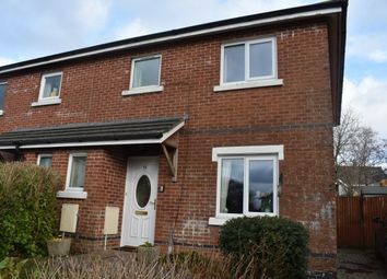 Thumbnail 3 bed detached house to rent in John Morgan Close, Narberth