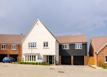 Thumbnail 6 bed detached house for sale in High Street, Great Abington, Cambridge