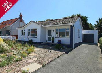 Thumbnail 2 bed detached bungalow for sale in Saas Fee, Les Landes Clos, Landes Du Marche, Vale