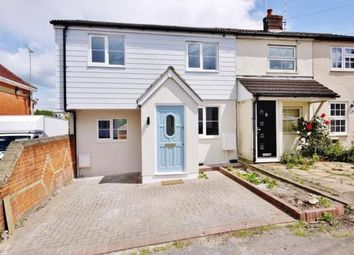 Thumbnail 2 bed end terrace house to rent in Milton Road, Brentwood