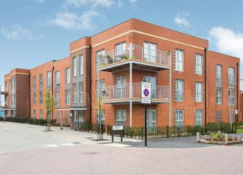Thumbnail 2 bed flat for sale in Meridian Way, Southampton