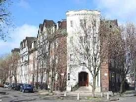 Thumbnail 2 bedroom property to rent in Mortimer Crescent, London