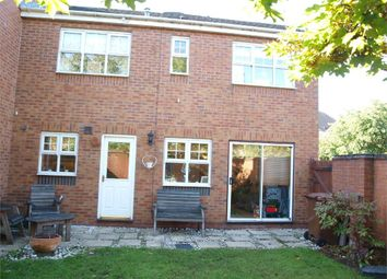 Thumbnail 3 bed semi-detached house for sale in Marlow Drive, Branston, Burton-On-Trent, Staffordshire