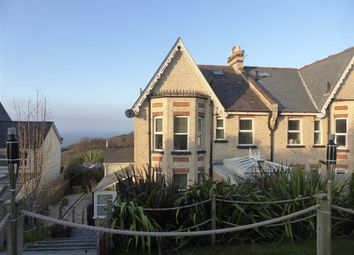 Thumbnail 4 bedroom semi-detached house for sale in Chambercombe Park Road, Ilfracombe