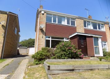 Thumbnail 3 bed semi-detached house for sale in Furzedale Park, Hythe